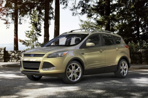 ford eco-boost 2012